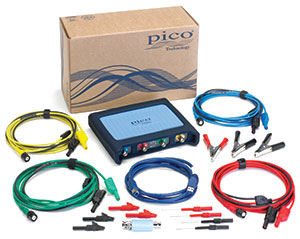 PicoScope 4425 Starter Kit