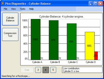 cylinder misfire