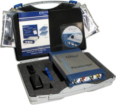 Pico USB Oscilloscope Kit