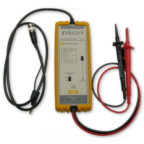 25 MHz, 700 V Differential oscilloscope probe x10/x100